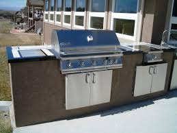 Outdoor Bbq Furniture by Custom Outdoor Bbq Kitchens Furniture Decor Trend Backyard