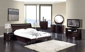 Contemporary Modern Area Rugs Floral Pattern Armless Fabric Chairs Contemporary Modern Bedroom