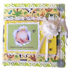 Handmade Baby Shower Cards Pinterest Handmade Baby Shower Card Congratulations Baby Card