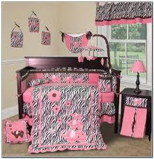 Girls Zebra Bedding by Pink Zebra Bedding Set Beds Home Design Ideas Vpmqbgab108803