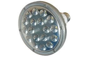 240 Volt Led Light Bulbs by 25 Watt Led Par 38 Spot Flood Light 2500 Lumens 277 Volts Ac