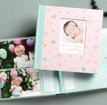 baby albums c r gibson high quality archival photo albums bound leatherette