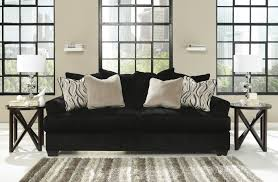 black fabric sofa black or charcoal fabric 2 seater sofa bed