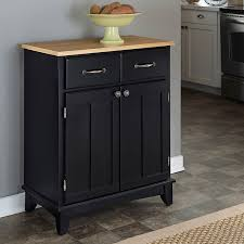 amazon com home styles small wood server kitchen island
