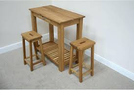 Oak Breakfast Bar Table Breakfast Bar Table And Chairs Wooden Breakfast Bar Stool