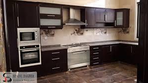 Aluminium Kitchen Designs Aluminium Panels Doors And Cabinets Shafic Dagher Uae