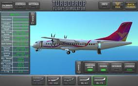 flight simulator apk turboprop flight simulator 3d android apps on play