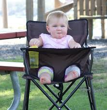 Portable Baby High Chair Ciao Baby Portable High Chair Is Flippin Genius