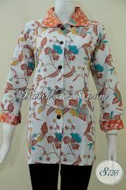 desain baju batik untuk acara resmi batik baju trendy model terbaru 2014 busana batik wanita dasar