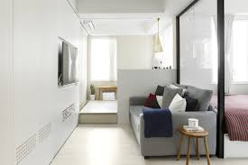 Interior Design For Small Apartment In Hong Kong Hong Kong Interior Designer Creates Timeless Micro Apartment For