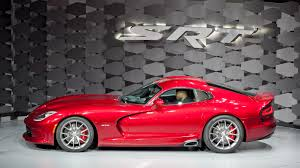 Dodge Viper Top Speed - the all new 2013 dodge srt viper revealed at ny auto show