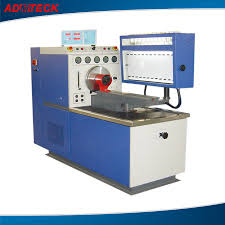Injection Pump Test Bench 415v Blue Diesel Fuel Injection Pump Test Bench For Auto Testing
