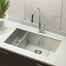 Elkay Crosstown Sink by Houzer Cto 3370sl Contempo Series Undermount Stainless Steel 70 30