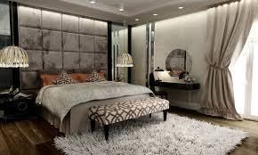 Modern Master Bedroom Designs Modern Master Bedroom Ideas Using Luxury Decor With White Fur Rug
