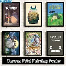 online buy wholesale totoro movie poster from china totoro movie