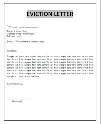 eviction notices in pdf