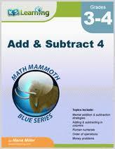 grade 4 subtraction worksheets free u0026 printable k5 learning