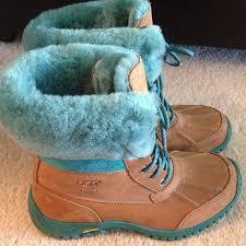 ugg s adirondack boot ii chestnut ugg ugg adirondack boot chestnut green from erika s closet on