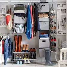 how to organize small closet space home design ideas