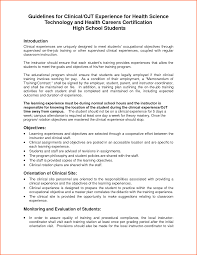 Accounting Student Resume Example Objective In Resume For Ojt Augustais