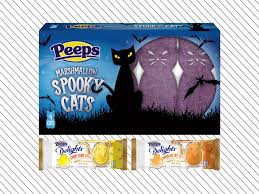 chickfila halloween peeps adds pumpkin spice candy corn and spooky cats for halloween