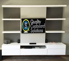 tv wall units qcs quality cupboard solutions