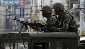 siege emirates philippine troops cut escape routes for rebels emirates 24 7