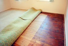 How To Pull Up Carpet From Hardwood Floors - can i install laminate flooring over carpet underlayment