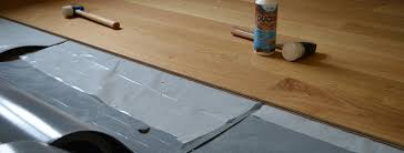 Underlay Laminate Flooring The Benefits Of Using Elastilon Underlay With Wood Flooring