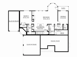house plans with finished walkout basements house plans with walkout basement apartment awesome eplans