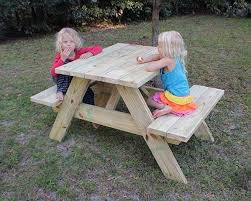Free Diy Patio Table Plans by 50 Free Diy Picnic Table Plans For Kids And Adults