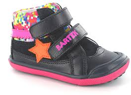 Decorated Walking Boot Bartek Shoes Collection For Season Autumn Winter Bartek Online Shop