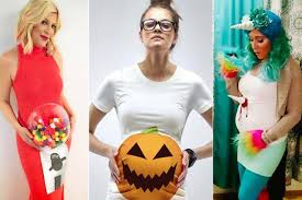 Pregnant Costumes Creative Pregnant Halloween Costumes For Mums And Bumps