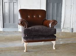 Leather Chesterfield Sofa Chatsworth Leather Chesterfield Chair Abode Sofas