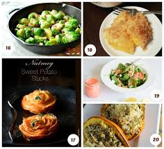 25 new thanksgiving side dishes to try this year pretty