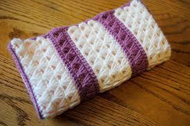 crochet broomstick lace broomstick lace crochet pattern roundup underground crafter