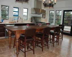 kitchen table island combination table awesome kitchen island table combination awesome