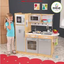 cuisine en bois jouet pas cher cuisine enfant uptown naturelle en bois jouet dimitation kidkraft