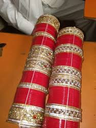 wedding chura with name wedding bangle in amritsar punjab shaadi ki choodi