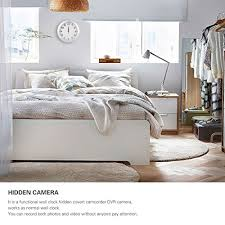 spy camera in the bedroom camxsw 1080p p2p wifi wall clock hidden spy camera ip dvr wireless