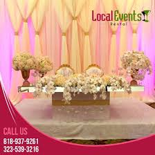 local party rentals 17 best event rentals images on los angeles local