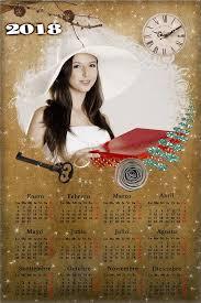 fotomontaje de calendario 2015 minions con foto hacer mejores 35 imágenes de calendarios 2018 en pinterest