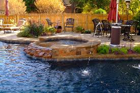 backyard renovations finest water feature elevates the aesthetic