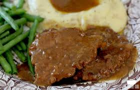 slow cooker steak and potatoes 5 dollar dinnerscom crock pot cubed steak with gravy the country cook