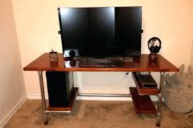 Diy Wood Desk Plans Winsome Superb Build Computer Desk 28 Diy Wood 19 Furniture Plans