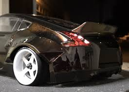 nissan 370z custom body kit demi works rocket bunny kit tamiya 370z 512748 1 10 370z
