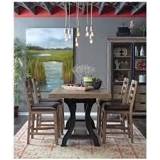 High Counter Table Flatbush Ave Counter Table El Dorado Furniture