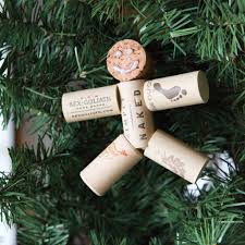 8 diy wine cork ornament ideas u2013 the ornament