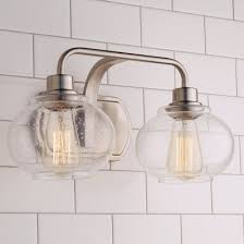 Retro Bathroom Light Amazing Vintage Bathroom Vanity Lights Retro Glass Globe Bath