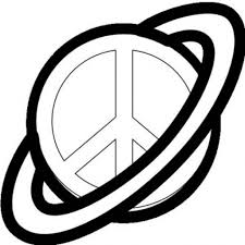 peace sign coloring pages printable az coloring pages throughout